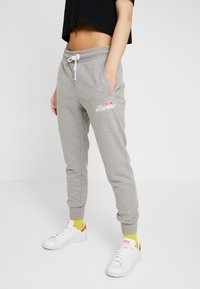 Ellesse - FRIVOLA - Tracksuit bottoms - grey - 0