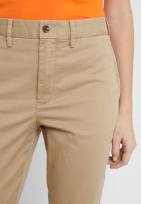 Polo Ralph Lauren - SLIM LEG PANT - Trousers - capetown beige - 4