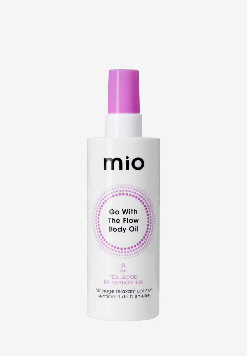 Mio - GO WITH THE FLOW BODY OIL - Lichaamsolie - -