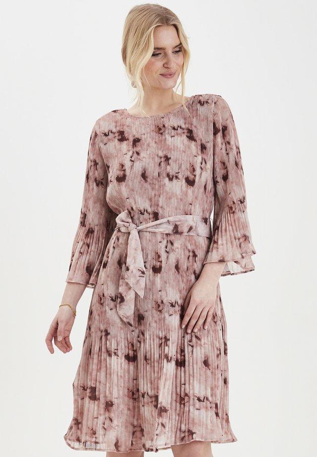 Korte jurk - aragon mix