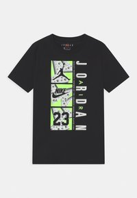 Jordan - TRIPLE THREAT - T-shirt print - black - 0