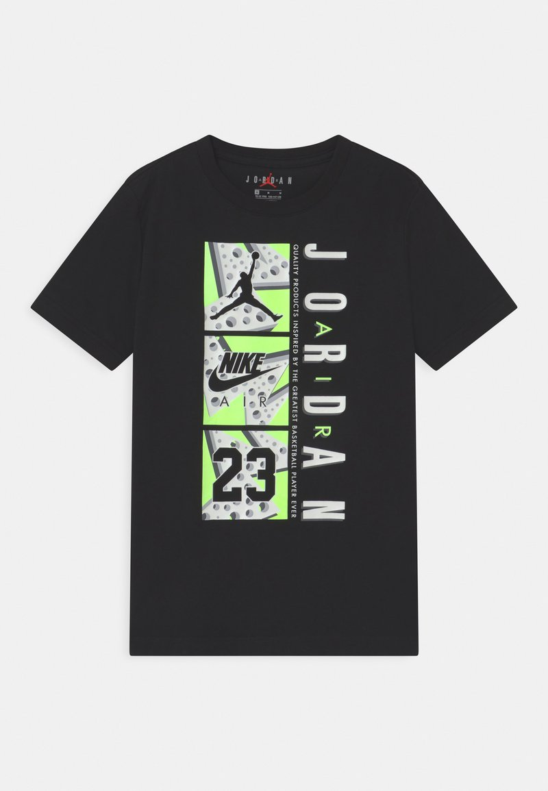 Jordan - TRIPLE THREAT - T-shirt print - black