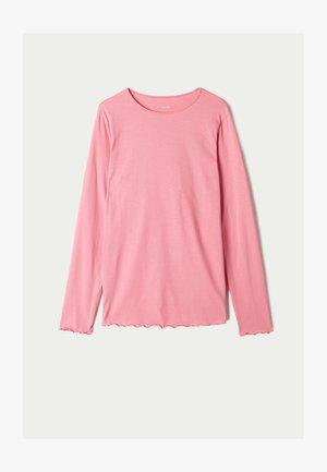 Pyjama top - candy pink