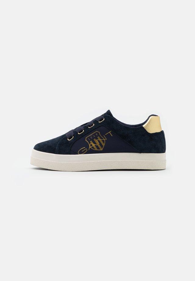 AVONA - Sneakersy niskie - marine