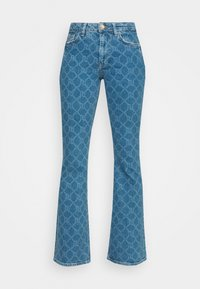 River Island - Flared jeans - mid auth - 5