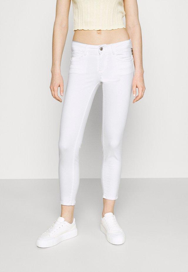 PULP - Tygbyxor - white