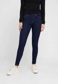Dr.Denim Petite - PLENTY - Jeans Skinny Fit - rinsed blue - 0