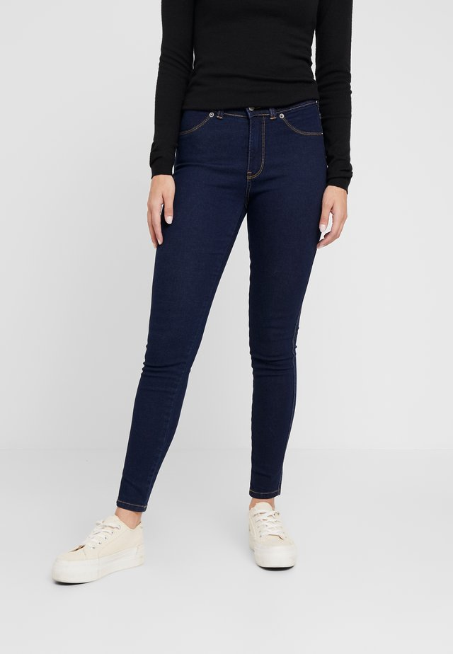 PLENTY - Jeansy Skinny Fit - rinsed blue