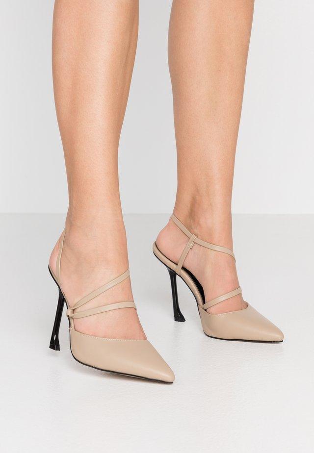 AUSTINE - High Heel Pumps - nude
