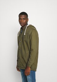 Denim Project - Parka - olive - 0