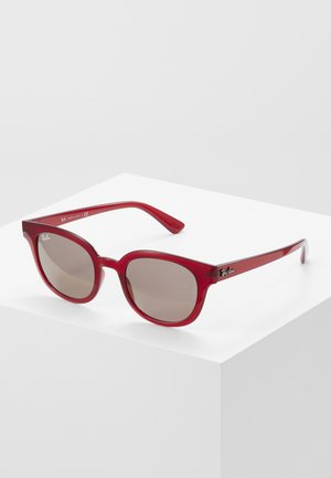 Sunglasses - red/brown