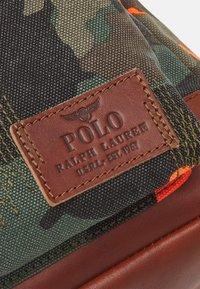 Polo Ralph Lauren - CAMO UNISEX - Rucksack - orange - 4