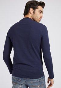 Guess - Long sleeved top - blau - 2