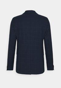 Isaac Dewhirst - BLUE CHECK - Kostym - blue - 15