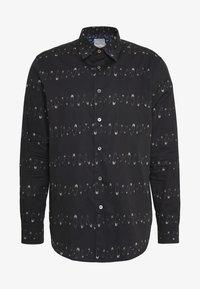 Paul Smith - GENTS TAILORED SHIRT - Overhemd - black - 3