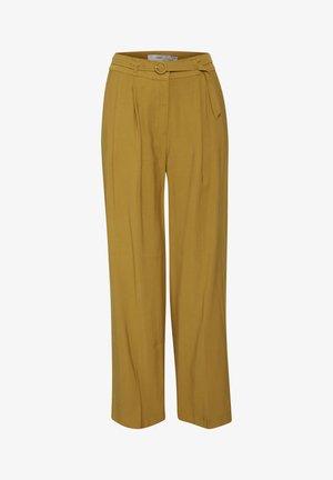 IHASHLEY  - Pantalones - bronze mist