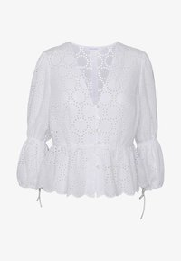 IVY & OAK - BROIDERY ANGLAISE  - Bluse - bright white - 3