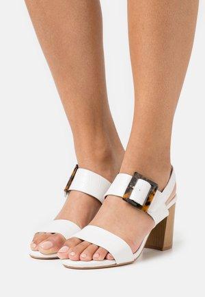 Sandali - blanc