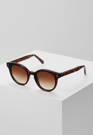 Sonnenbrille - havana-brown