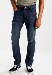 Lee - MORTON - Straight leg jeans - deep blue river - 0