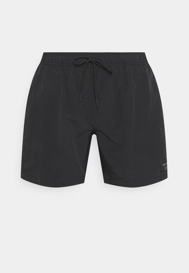 USPER - Short de bain - black