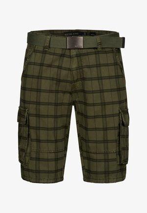 BLIXT - Shorts - army check