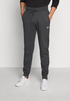MENS  - Teplákové kalhoty - melange charcoal
