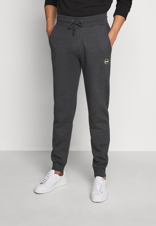 MENS  - Pantalon de survêtement - melange charcoal