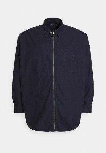 LONG SLEEVE SPORT SHIRT - Shirt - navy