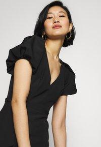 Jarlo - MAPLE TWINSET - Společenské šaty - black - 3