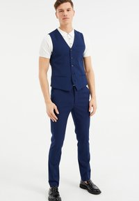 WE Fashion - Vesta - blue - 1