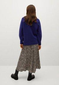 Mango - BOMBAY - A-line skirt - violet clair/pastel - 2