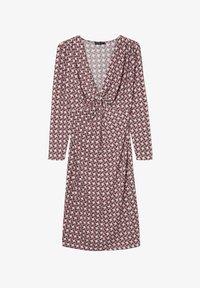 STOCKH LM - Day dress - geo print - 2