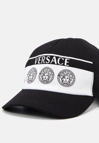 Versace - UNISEX - Kšiltovka - nero/bianco - 5