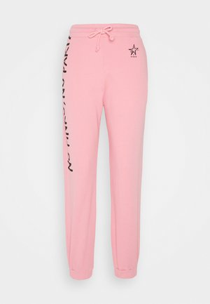 ENOLOGIA - Tracksuit bottoms - pink