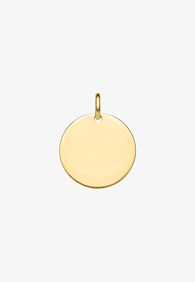 Berlocker - gold-coloured