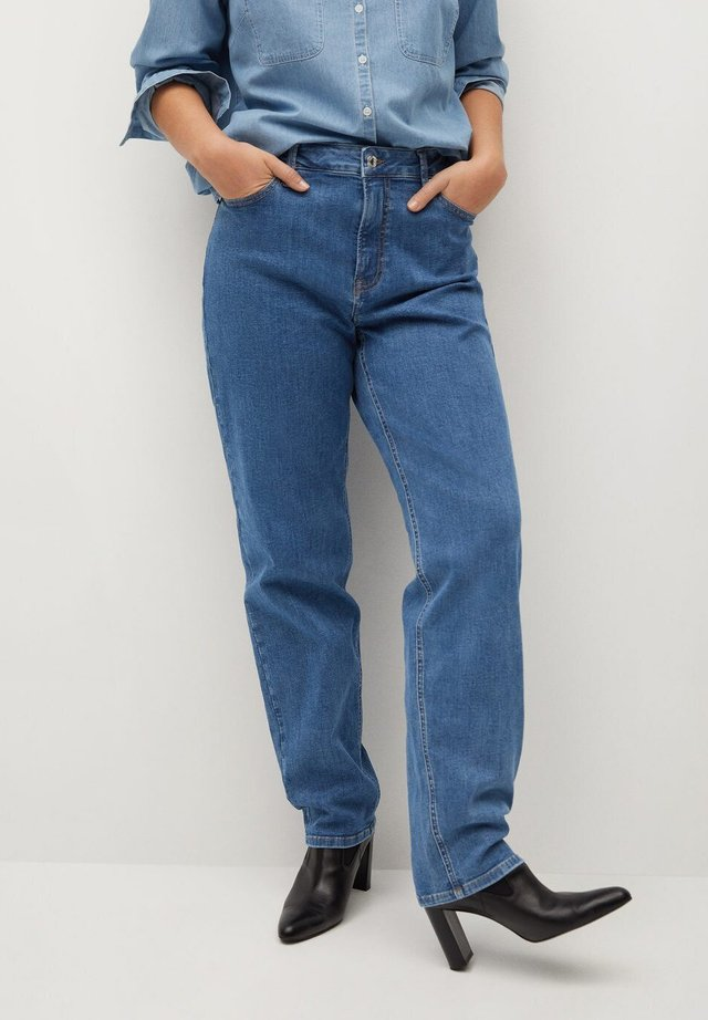 ELY - Jeans Relaxed Fit - mittelblau