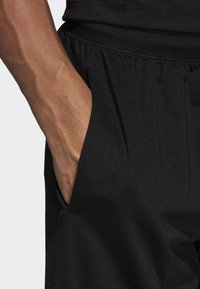 adidas Performance - 4KRFT Sport Graphic Badge of Sport Shorts - Sports shorts - black - 3