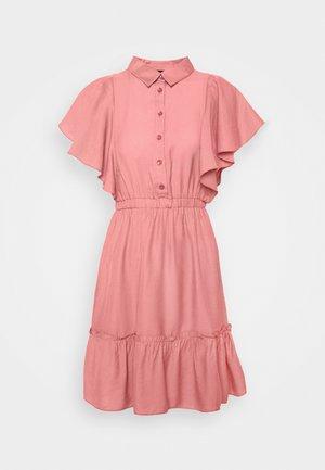 Abito a camicia - rose