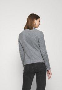 Vero Moda - VMJULIA - Blazer - dark grey melange - 2
