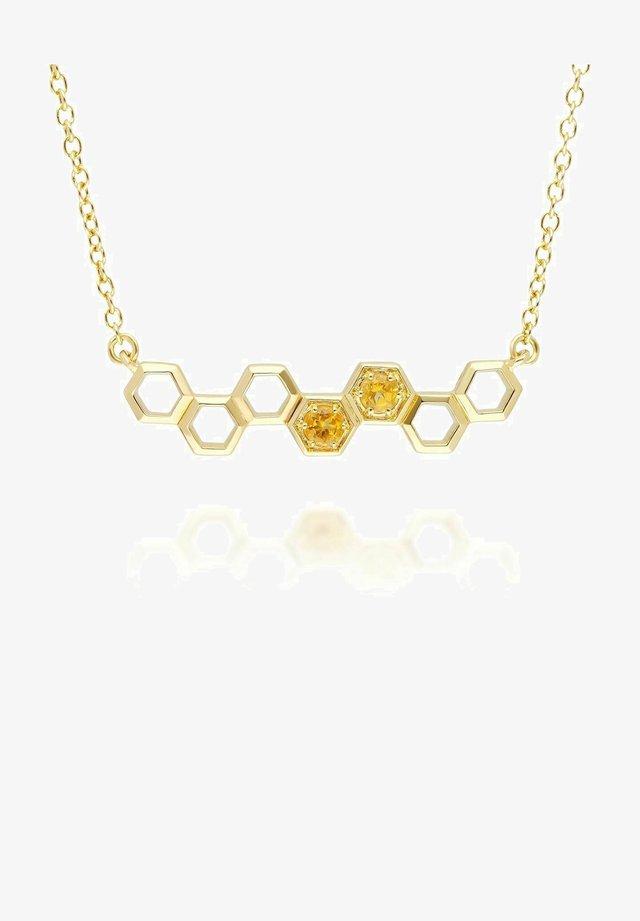 Necklace - orange