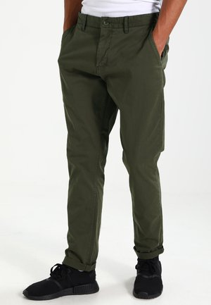 NORTON - Trousers - drab