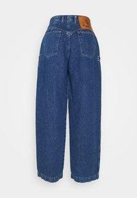 Diesel - D-CONCIAS-SP4 - Relaxed fit jeans - denim blue - 1