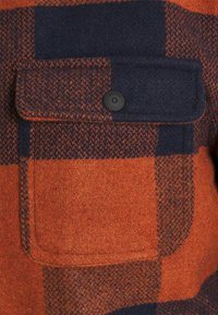 Only & Sons - ONSROSS NEW CHECK JACKET - Light jacket - bombay brown - 8