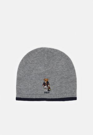 BEAR APPAREL ACCESSORIES UNISEX - Mössa - league heather