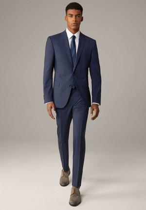 RICK-JANS - Suit - dunkelblau kariert