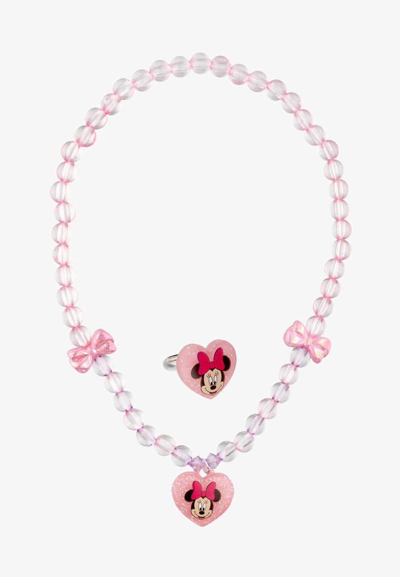 Six - Necklace - rose