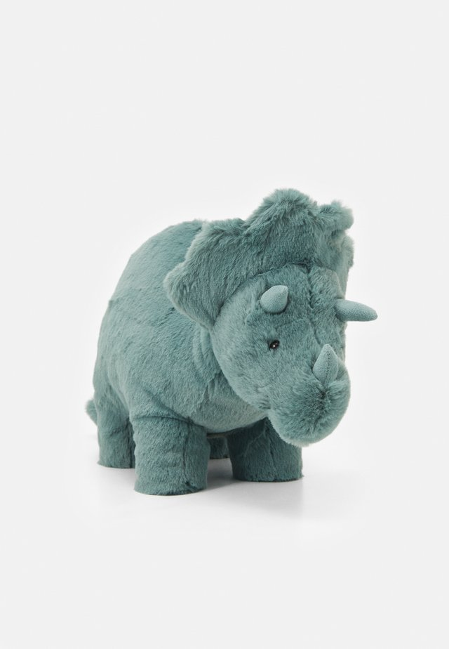 FOSSILLY TRICERATOPS UNISEX - Bamser - green