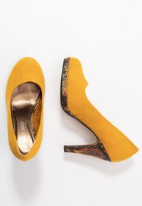 Marco Tozzi - High heels - saffron - 3