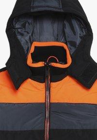 Petrol Industries - Zimní bunda - black - 4